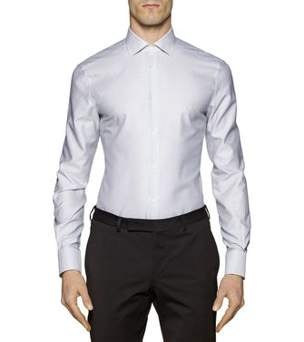 ZZEGNA: Camisa fashion Blanco - 38323598HH
