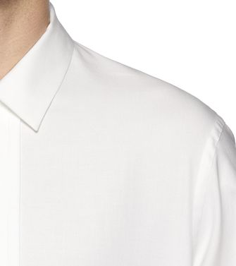 ZZEGNA: Camisa fashion Blanco - 38323604SV