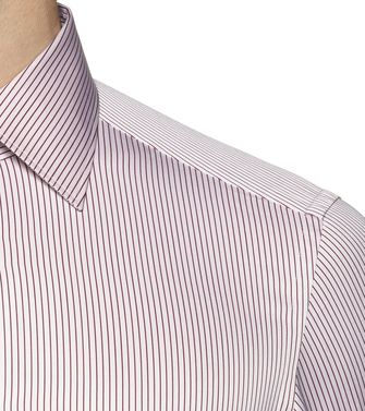 ERMENEGILDO ZEGNA: Formal Shirt White - 38323613WS