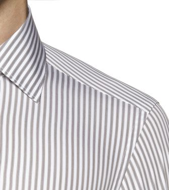ERMENEGILDO ZEGNA: Formal Shirt White - 38323640EV