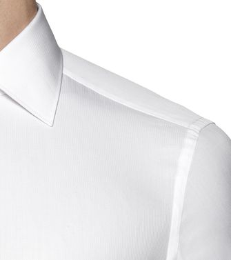 ERMENEGILDO ZEGNA: Formal Shirt  - 38323642SL
