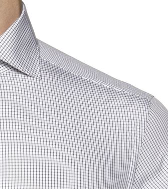 ERMENEGILDO ZEGNA: Formal Shirt Sky blue - 38323651IO
