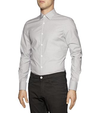 ZZEGNA: Camisa fashion Marrón - 38323655SR