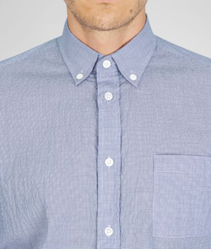 BOTTEGA VENETA - Micro Grid Shirt