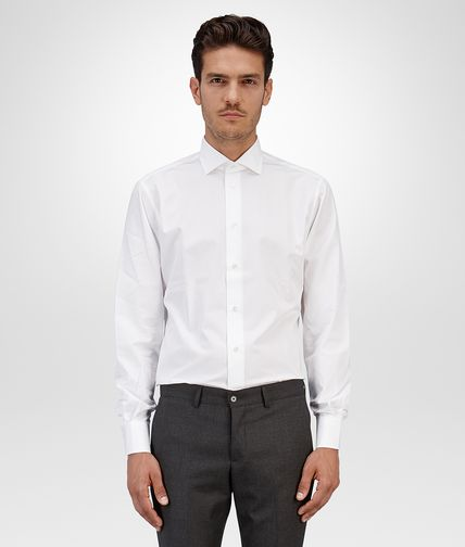 BOTTEGA VENETA - Cotton Shirt