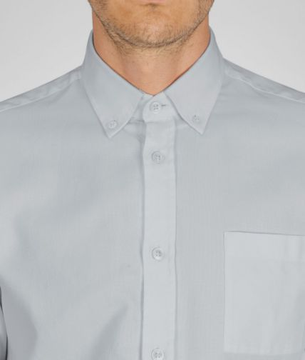 BOTTEGA VENETA - Oxford Cotton Shirt