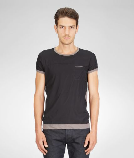 BOTTEGA VENETA - Washed Jersey Chiffon T-Shirt