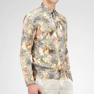 Floral Print Silk Sweater - Top or Sweater - BOTTEGA VENETA - PE13 - 949