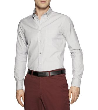 ZEGNA SPORT: Casual Shirt Blue - 38327302KK