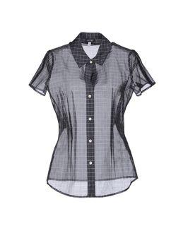 ARMANI JEANS - РУБАШКИ - Рубашки с короткими рукавами