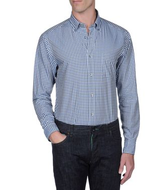 ZEGNA SPORT: Casual Shirt Grey - 38328264VR