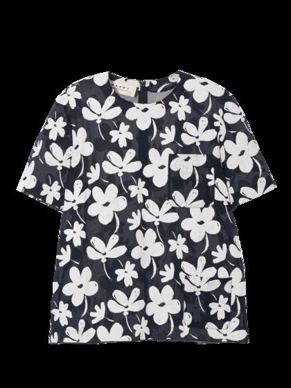 MARNI - ショートスリーブシャツ