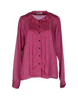 GANNI - РУБАШКИ - Рубашки с длинными рукавами