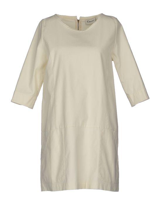 Фото GANNI Короткое платье. Купить с доставкой