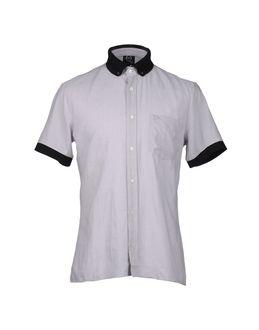 Camisas de manga corta - MCQ ALEXANDER MCQUEEN EUR 79.00