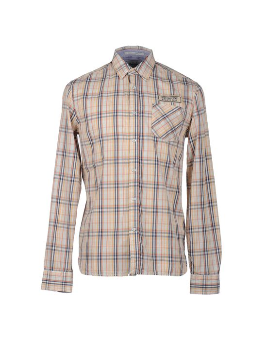 цена  PEPE JEANS Рубашка с длинными рукавами  онлайн в 2017 году