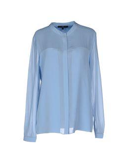 TIBI - РУБАШКИ - Рубашки с длинными рукавами