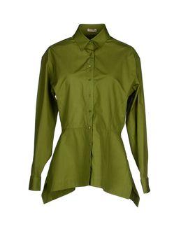 ALAÏA - РУБАШКИ - Рубашки с длинными рукавами
