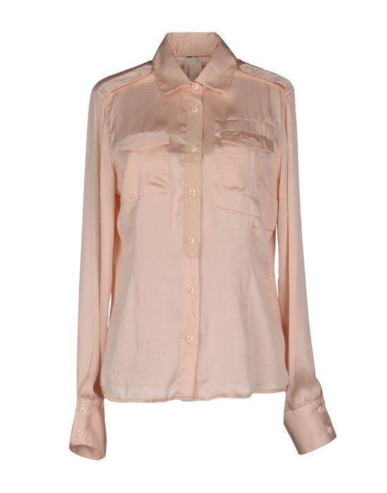 DEKHER Рубашка с длинными рукавами