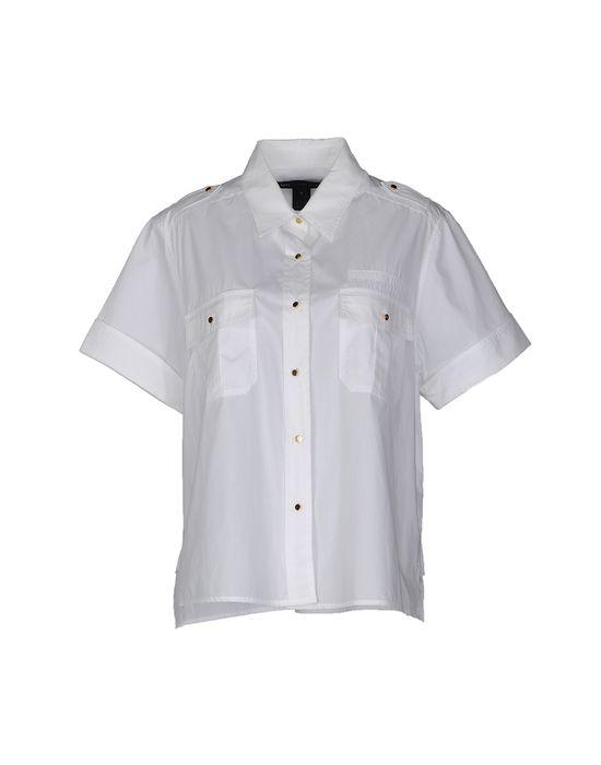MARC BY MARC JACOBS Рубашка с короткими рукавами marc jacobs рубашка с принтом