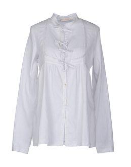 AIGUILLE NOIRE BY PEUTEREY - РУБАШКИ - Рубашки с длинными рукавами