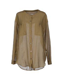 POMANDÈRE - РУБАШКИ - Рубашки с длинными рукавами