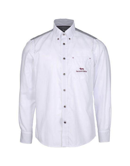 HARMONT&BLAINE Рубашка с длинными рукавами