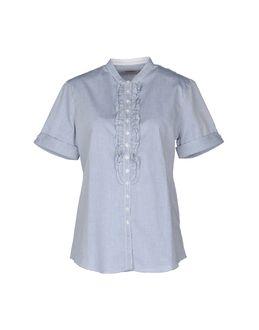 BAINDOUCHE - РУБАШКИ - Рубашки с короткими рукавами