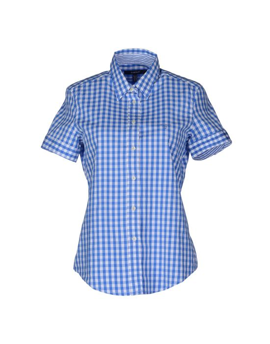 цена  GANT Рубашка с короткими рукавами  онлайн в 2017 году