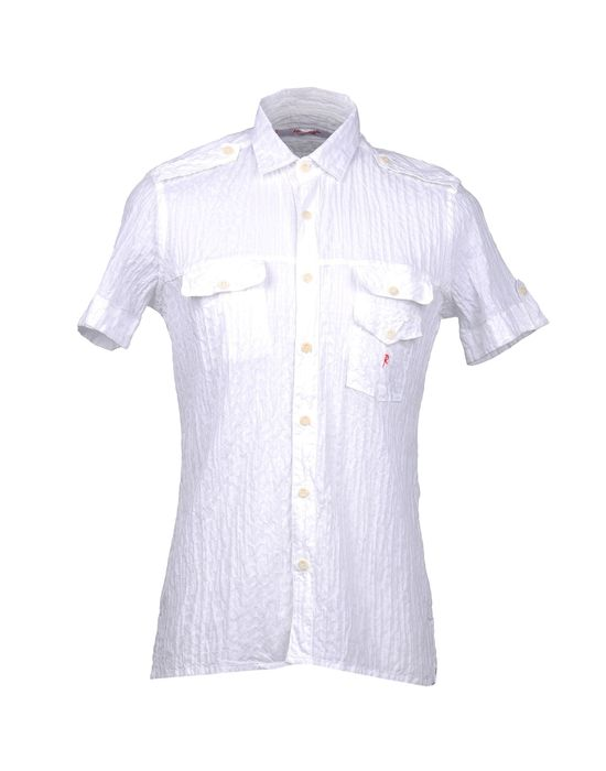 ROSSO MALASPINO Рубашка с короткими рукавами