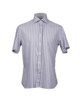 Camisas de manga corta - CERDELLI EUR 79.00