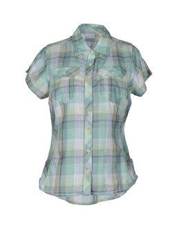 COLUMBIA - РУБАШКИ - Рубашки с короткими рукавами
