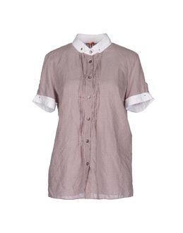BOSS ORANGE - РУБАШКИ - Рубашки с короткими рукавами