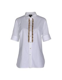 JUST CAVALLI - Short sleeve shirt