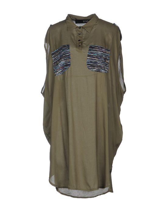 Фото RESHO Короткое платье. Купить с доставкой