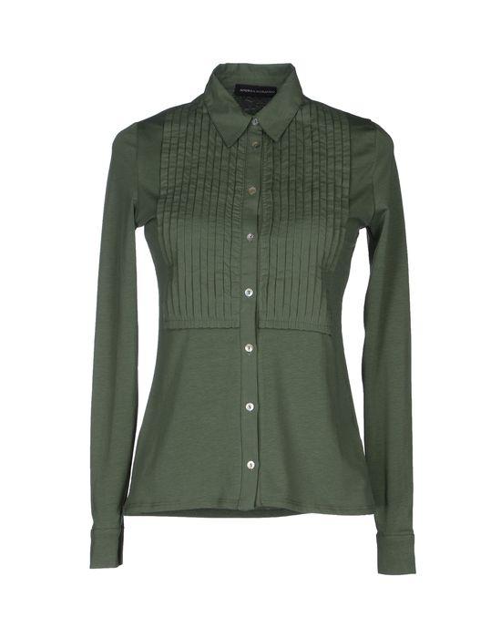 все цены на  ANDREA MORANDO Рубашка с длинными рукавами  в интернете