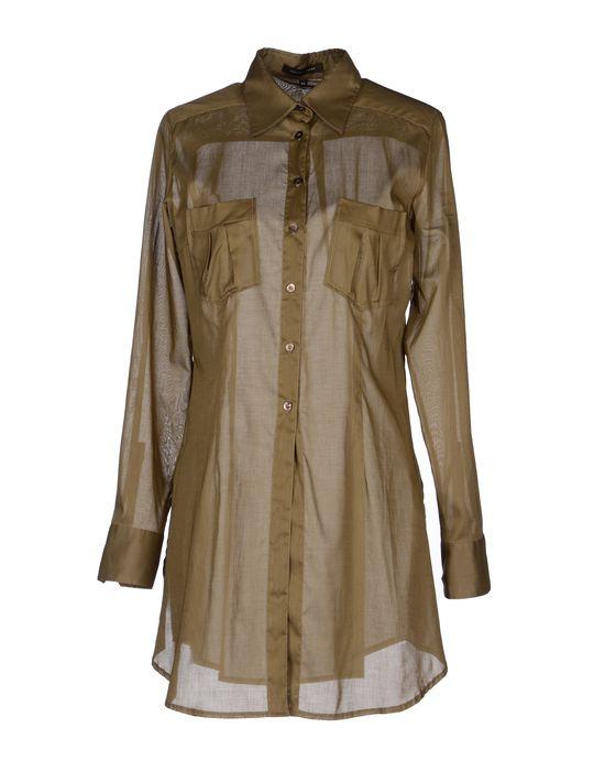 WALTER VOULAZ Рубашка с длинными рукавами