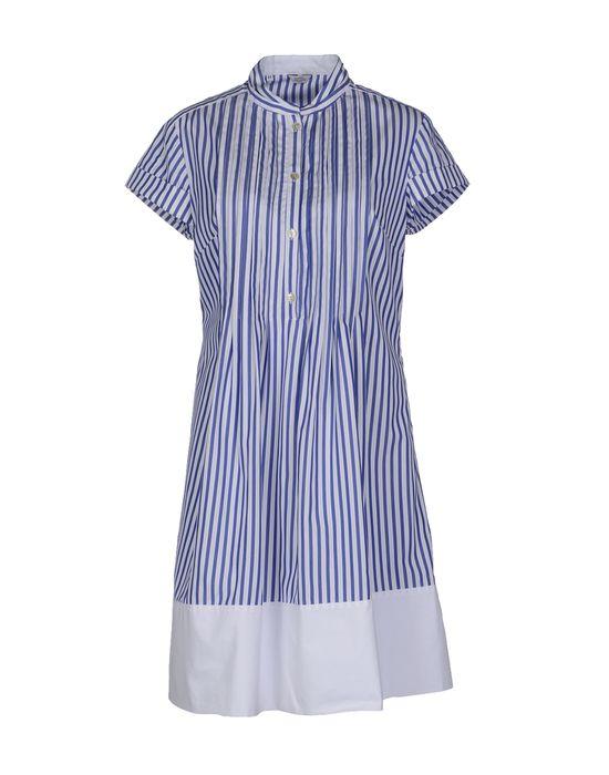 Фото BARBA Короткое платье. Купить с доставкой