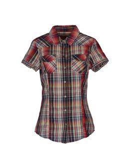 ONLY - РУБАШКИ - Рубашки с короткими рукавами