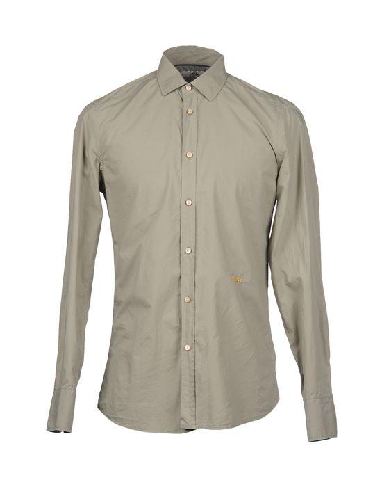 цена  0039 ITALY Рубашка с длинными рукавами  онлайн в 2017 году