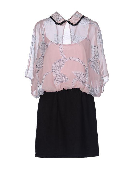 Фото TRAFFIC PEOPLE Короткое платье. Купить с доставкой