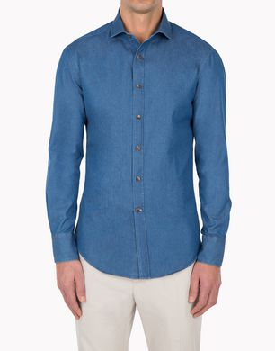BRUNELLO CUCINELLI M0U411718 Long sleeve shirt U f