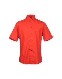 Camisas de manga corta - VERSACE COLLECTION EUR 98.00