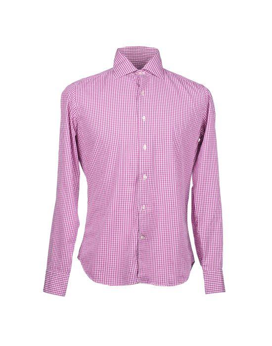 CALLISTO CAMPORA Рубашка с длинными рукавами