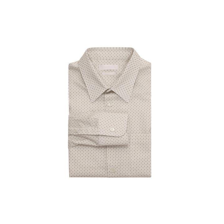 Alexander McQueen, Skull Polka Dot Shirt