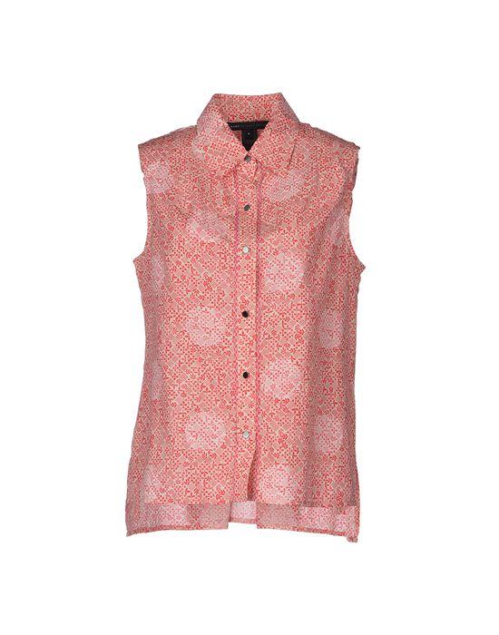 MARC BY MARC JACOBS Рубашка без рукавов marc jacobs рубашка с принтом