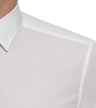 ZZEGNA: Camisa formal Blanco - 38352073FG