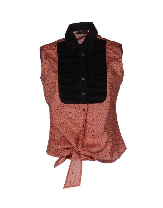 ALVIERO MARTINI 1A CLASSE Рубашка без рукавов alviero martini 1a classe underwear топ без рукавов