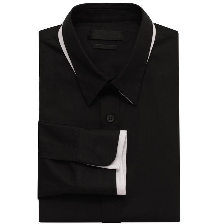 Alexander McQueen, Double Collar shirt