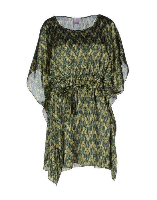 Фото MARZIA GENESI SEA Короткое платье. Купить с доставкой